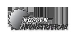 Oppgradert nettsted for Koppen Industrier 2020